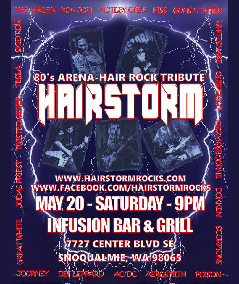 Hairstorm